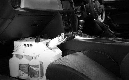 особенности обработки автомобиля
