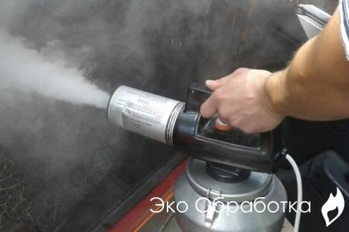 дезодорация запахов