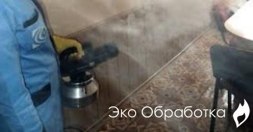 дезодорация квартиры