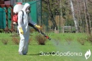 Дезстанция Эко-Обработка