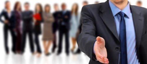Особенности сотрудничества с предприятиями и организациями