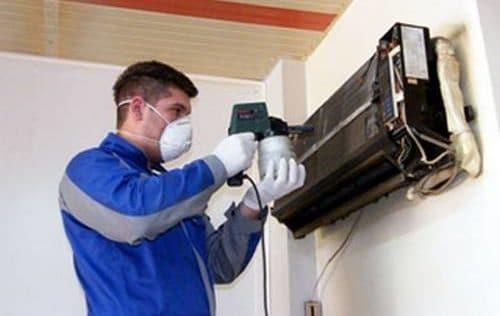 Обеззараживание кондиционеров и вентиляции