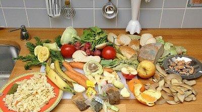 уничтожение пищевых отходов в общепите