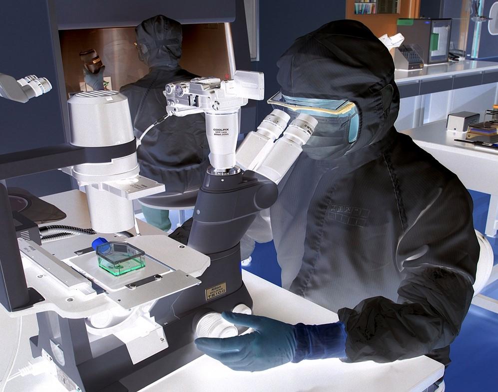 анализ веществ и паров в здании санэпидем-службе