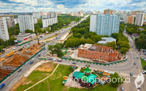 Санэпидемстанция СЭС Новомосковского административного округа