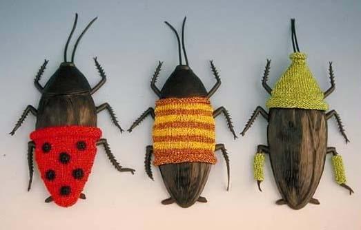 обработка от тараканов