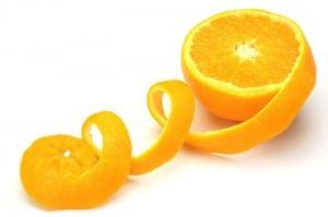апельсиновая цедра от моли
