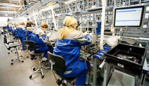 требования к микроклимату производственных помещениях