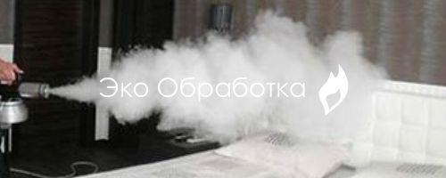 генератор горячего тумана от клопов