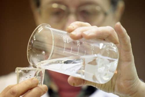 Анализ качества воды для частных лиц